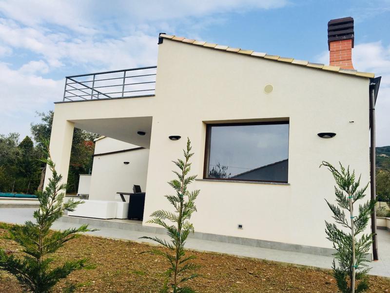 Villa with private pool & Seaview, Capo Playa, Cefalu, Sicily