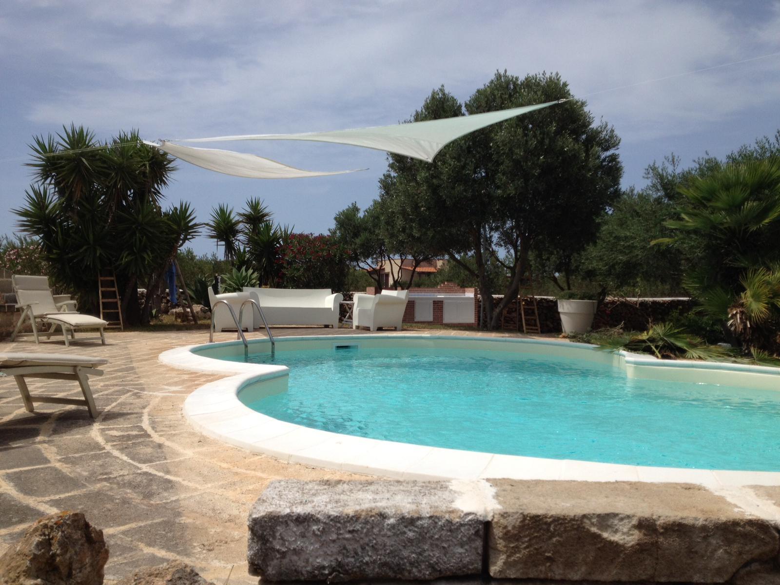 Stunning Villa with Swimming Pool on the island of Favignana, Sicily