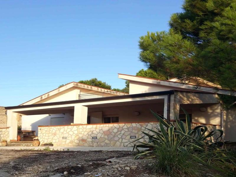 Secluded Countryside Villa in Ciminna, Palermo, Sicily