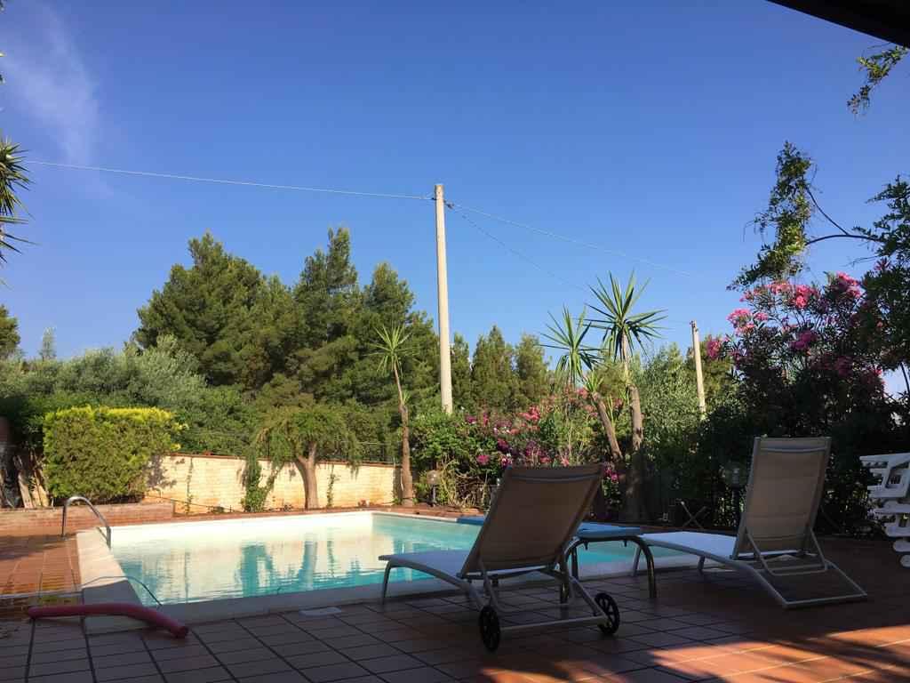 Seaview Villa with Swimming Pool, Scopello, Trapani, Sicily