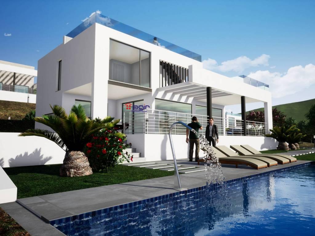 Modern Contemporary Villa, Scopello, Trapani, Sicily
